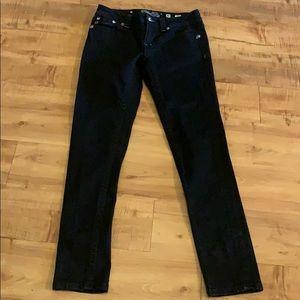 Black MISS ME skinny Jeans size 30 x 31